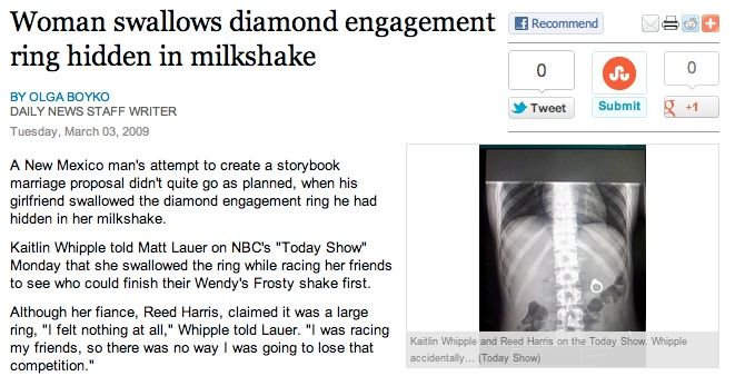 How Not To Propose 10 Marriage Proposals Gone Wrong My