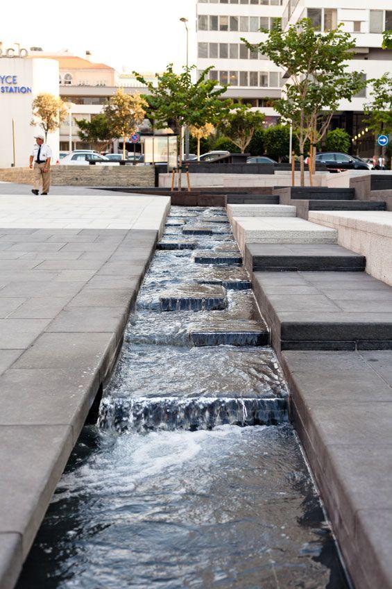 Zeytouneh Square Landscape And Urbanism Architecture Landscape Architecture Park Water Architecture
