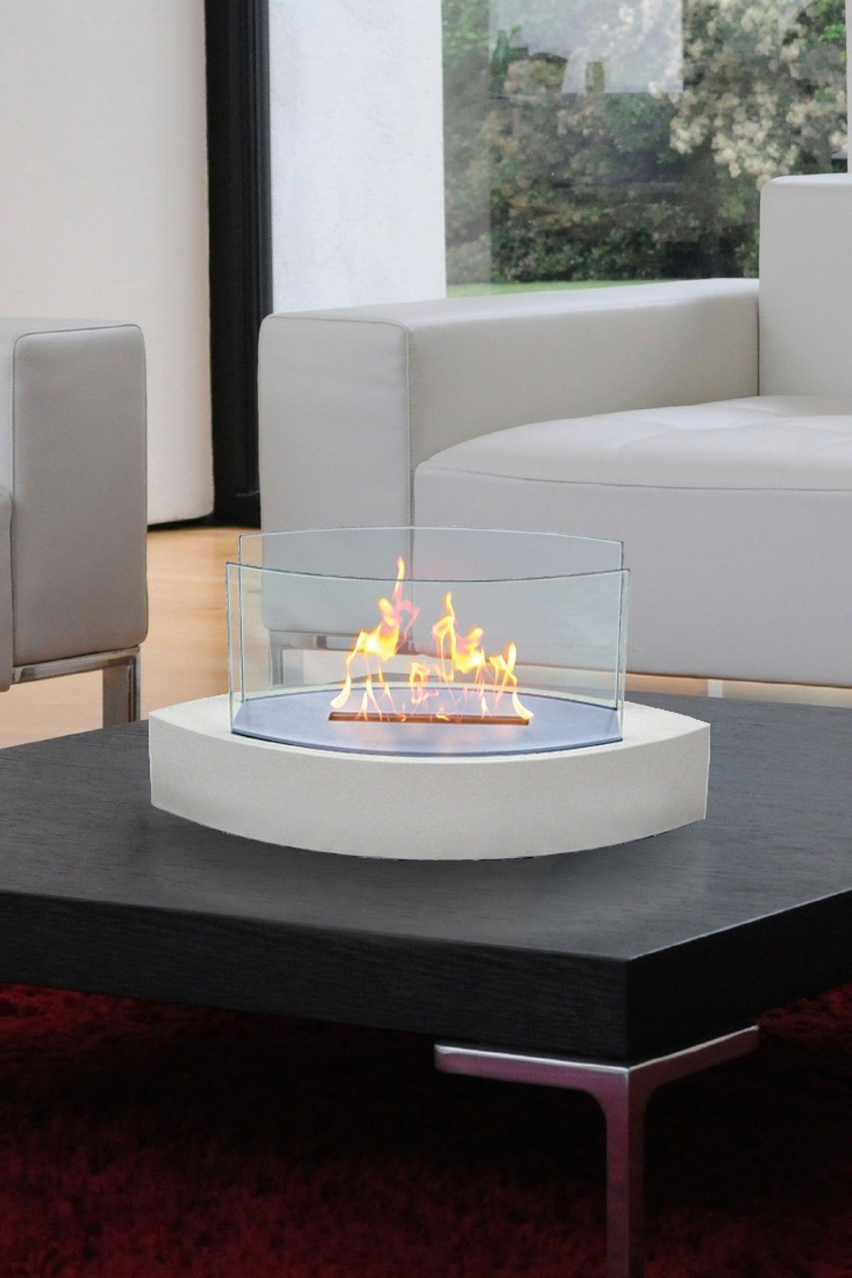 Table Top Indoor Fireplace Tabletop Fireplaces Home Decor