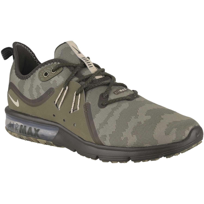 ángel baño Ver internet  Nike nike air max sequent 3 prm cmo Zapatilla de Hombre | Nike air, Calzado  hombre, Zapatillas hombre