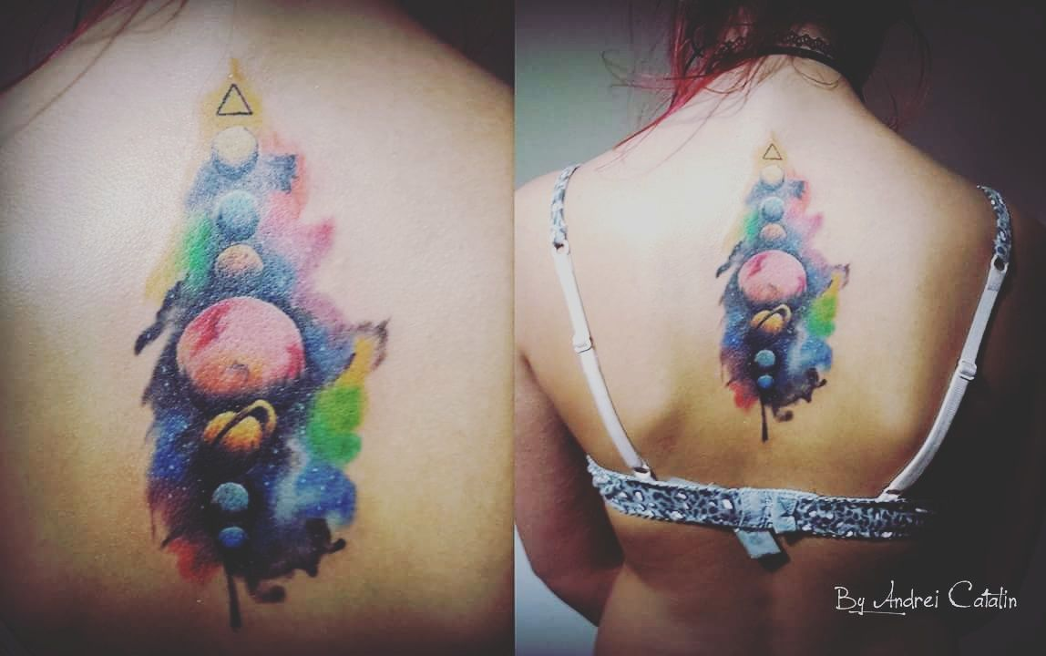 tattoos-org: Trust the universe. Submit Your Tattoo Here: Tattoos.org