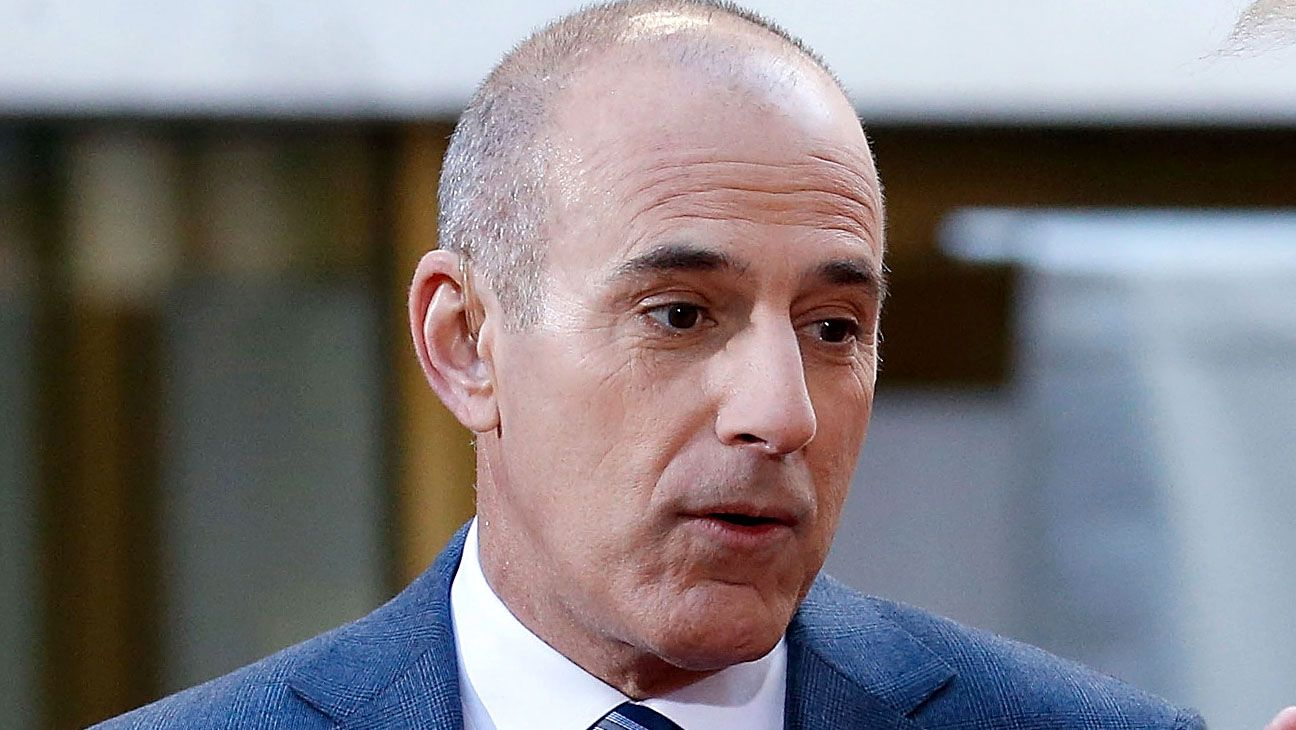 NBC not planning to pay out Matt Lauer's contract http