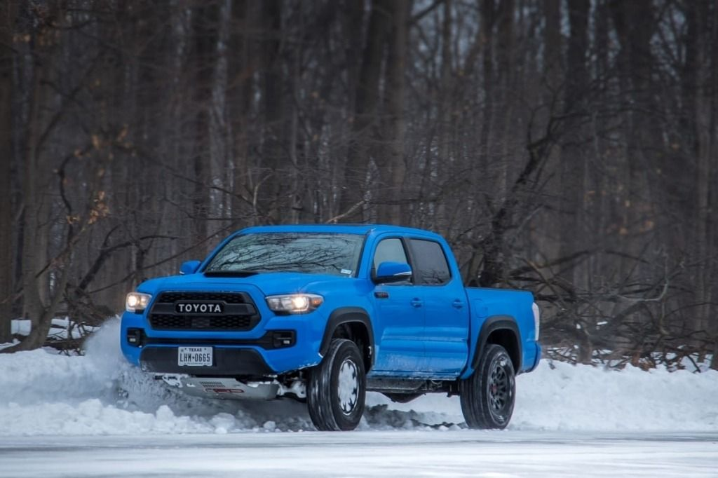 2021 Toyota Tacoma Design News Changes And Release Date Toyota Tacoma Tacoma Truck Tacoma