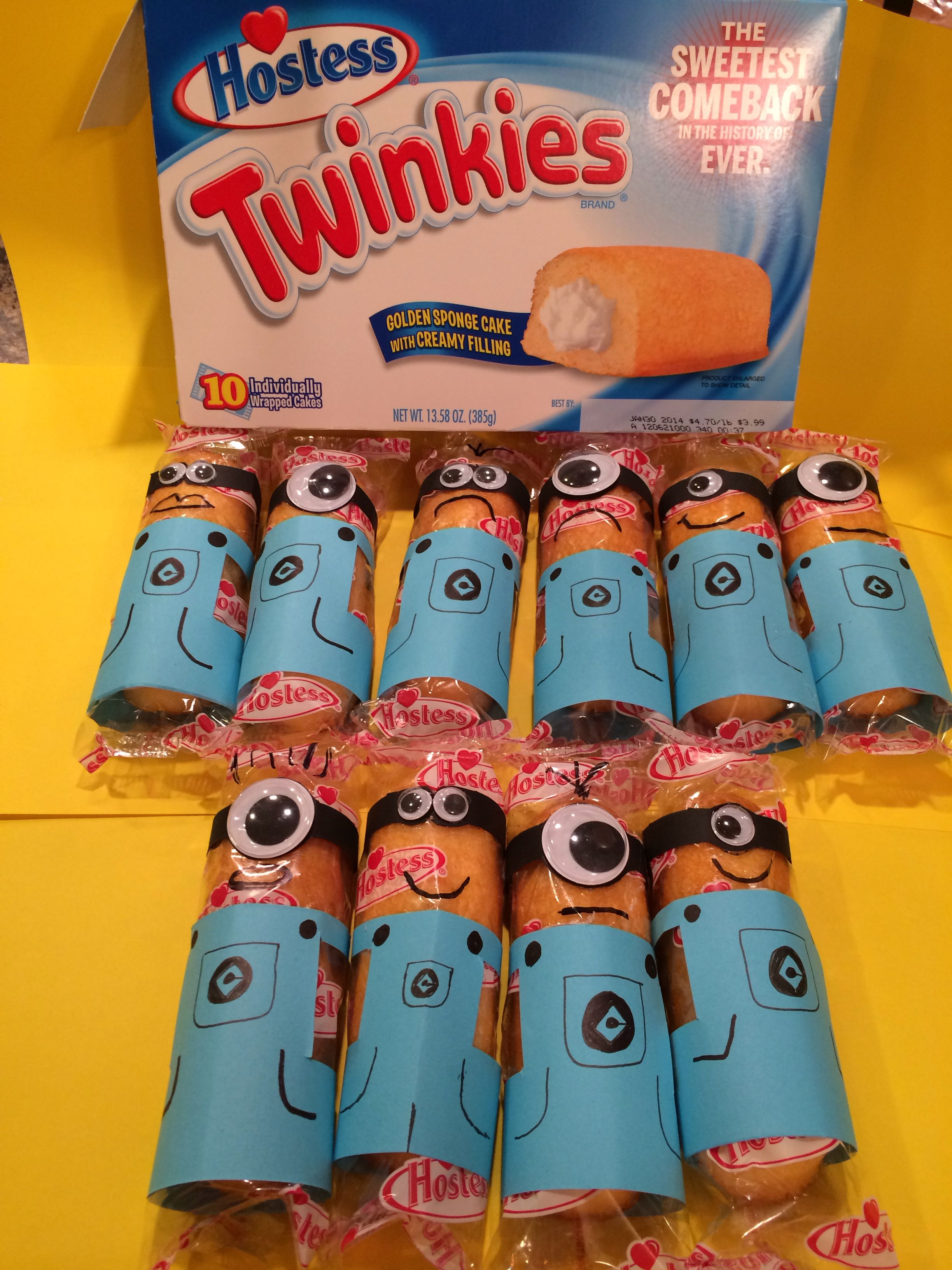 Your 1 In A Minion Package Sent To Our Missionary Sister Tarawhiti For Valentines Day