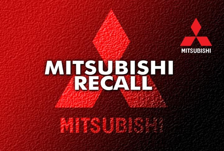 Mitsubishi Recalls Suvs Because Rear Hatches Can Fall On People Northern Michigan S News Leader Mitsubishi Air Bag Recall