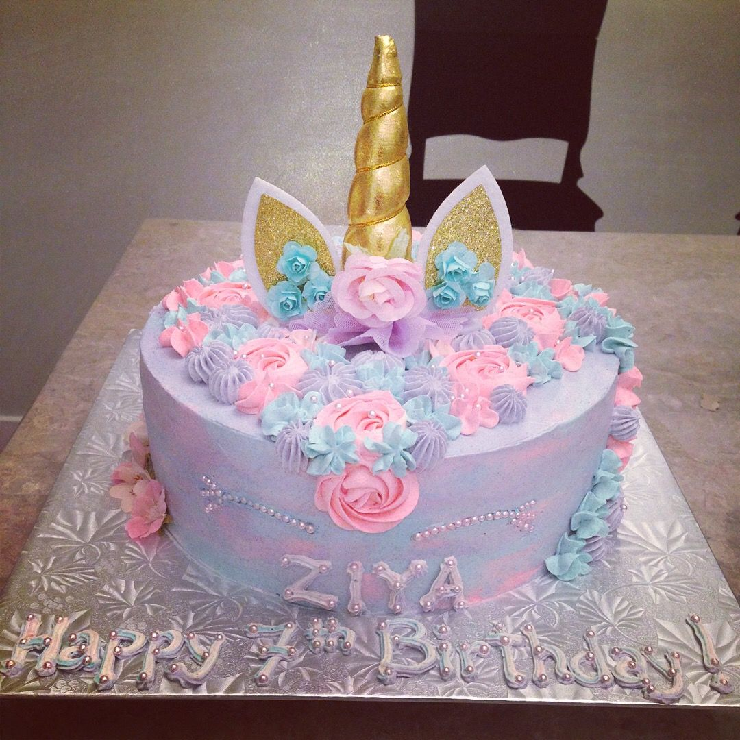unicorn cake design red ribbon Pin on Cakes and cupcakes