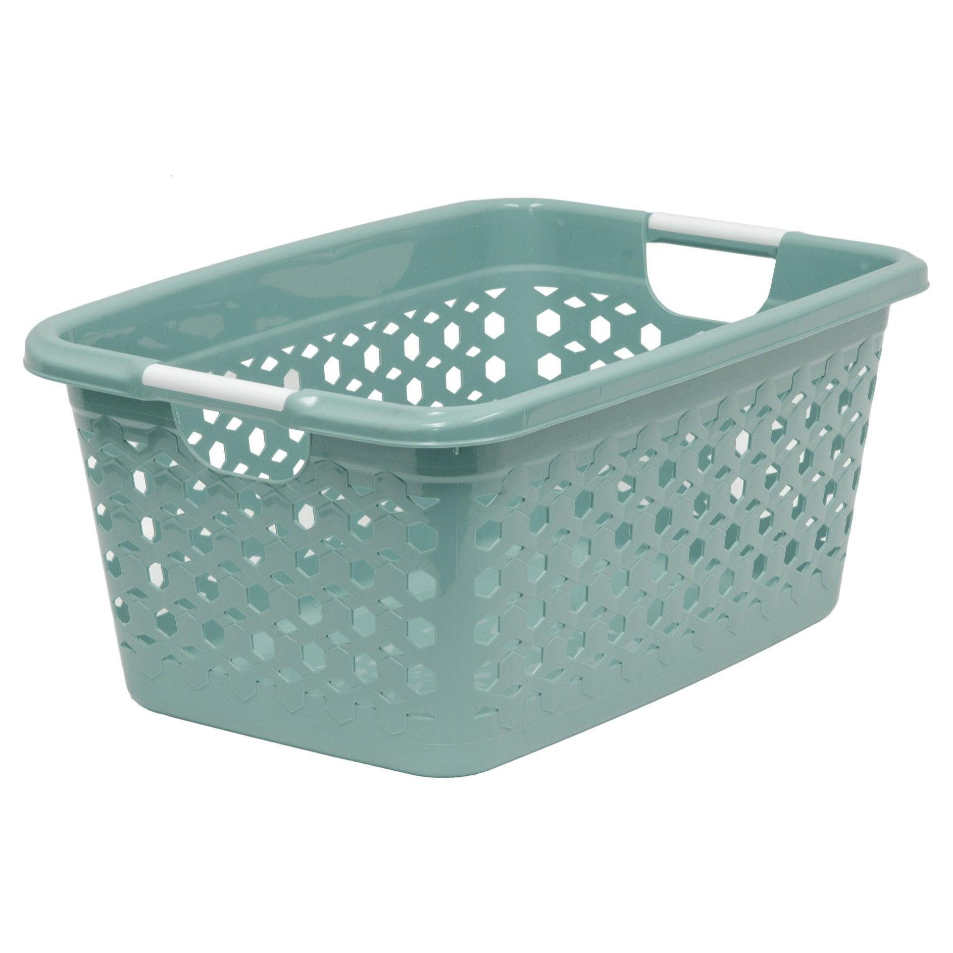 Home Logic Laundry Basket Teal Target Laundry Basket Green