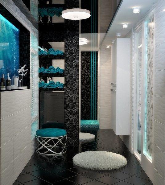 #Badezimmer Ohne Fenster, Sehr Modern #deko #dekoration #dekorationsidee