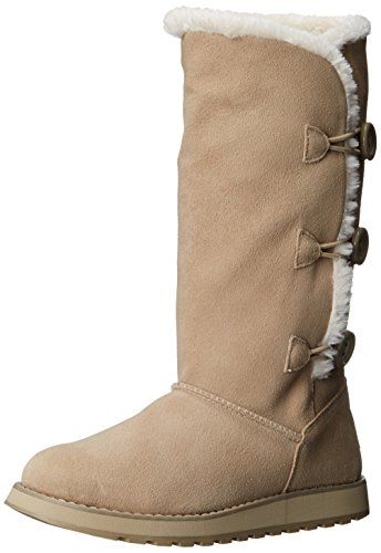 Skechers KEEPSAKES - Moon Boots - beige iSSuNmgqQ