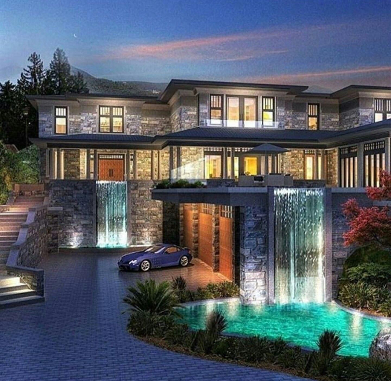 Amazing Mansionsluxury Luxury Homes Dream Houses Mansions Modern Mansion