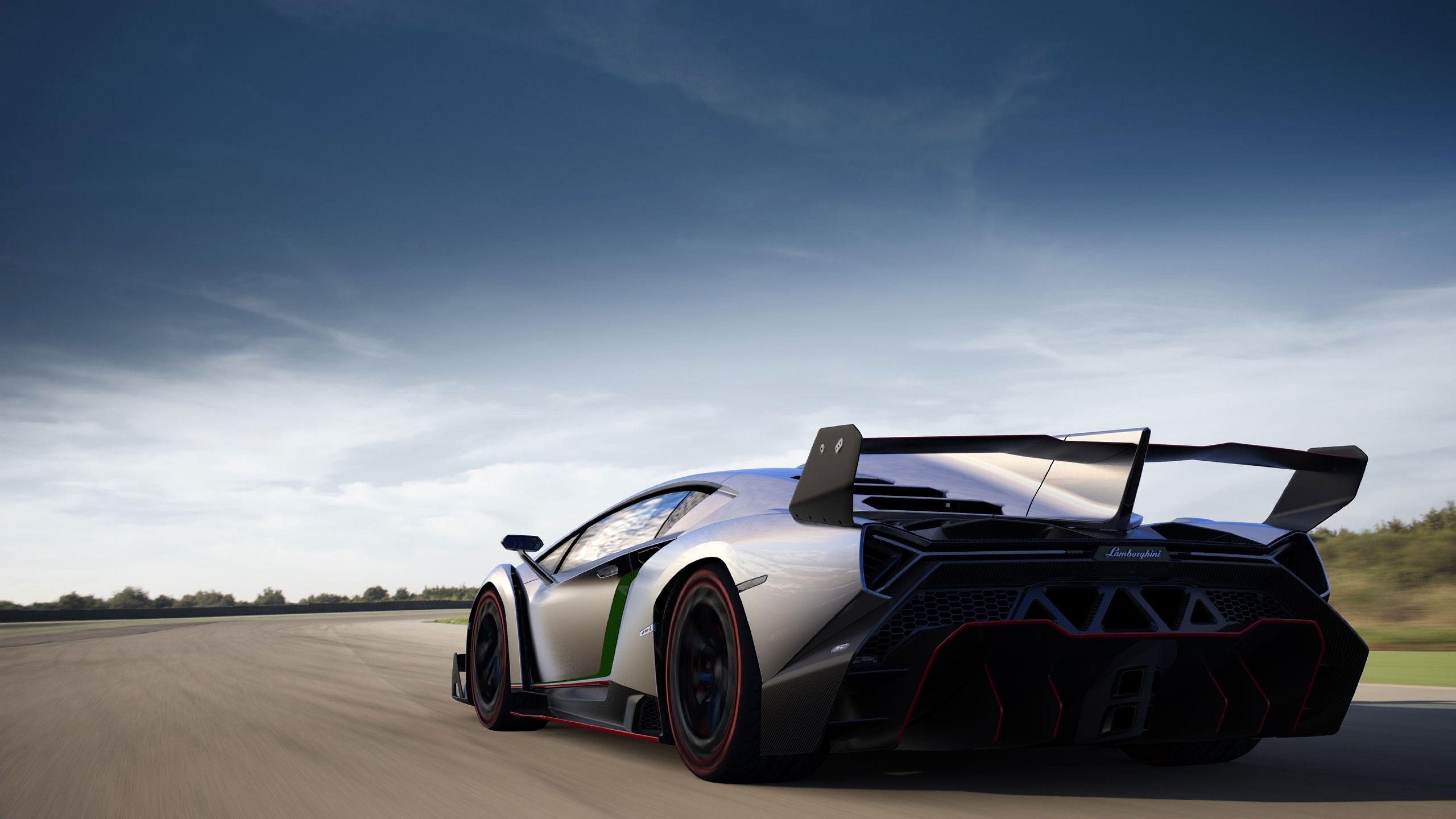 Lamborghini Veneno Wallpaper Desktop With High Definition
