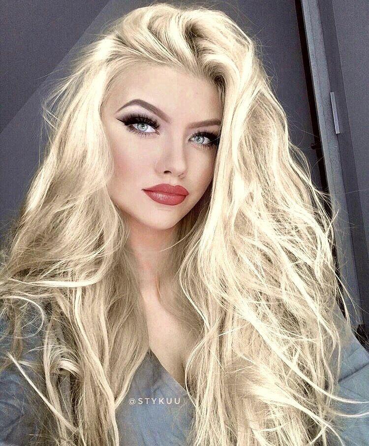 Darlingdarla Paris Blonde Hair Blue Eyes
