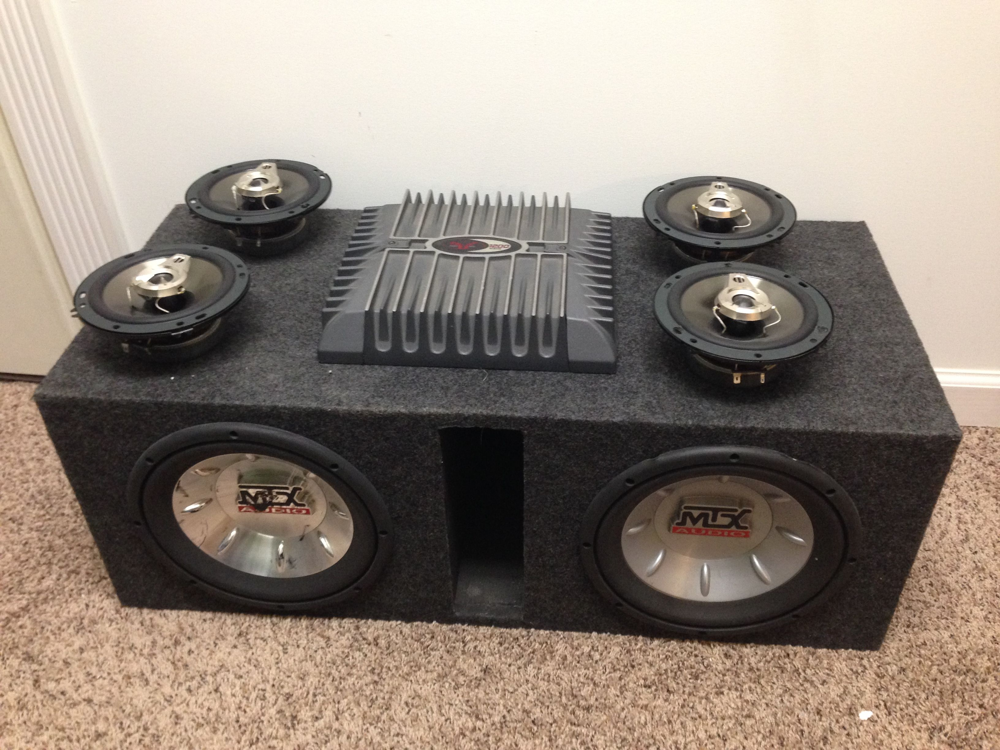car audio system items for sale pinterest car audio. Black Bedroom Furniture Sets. Home Design Ideas