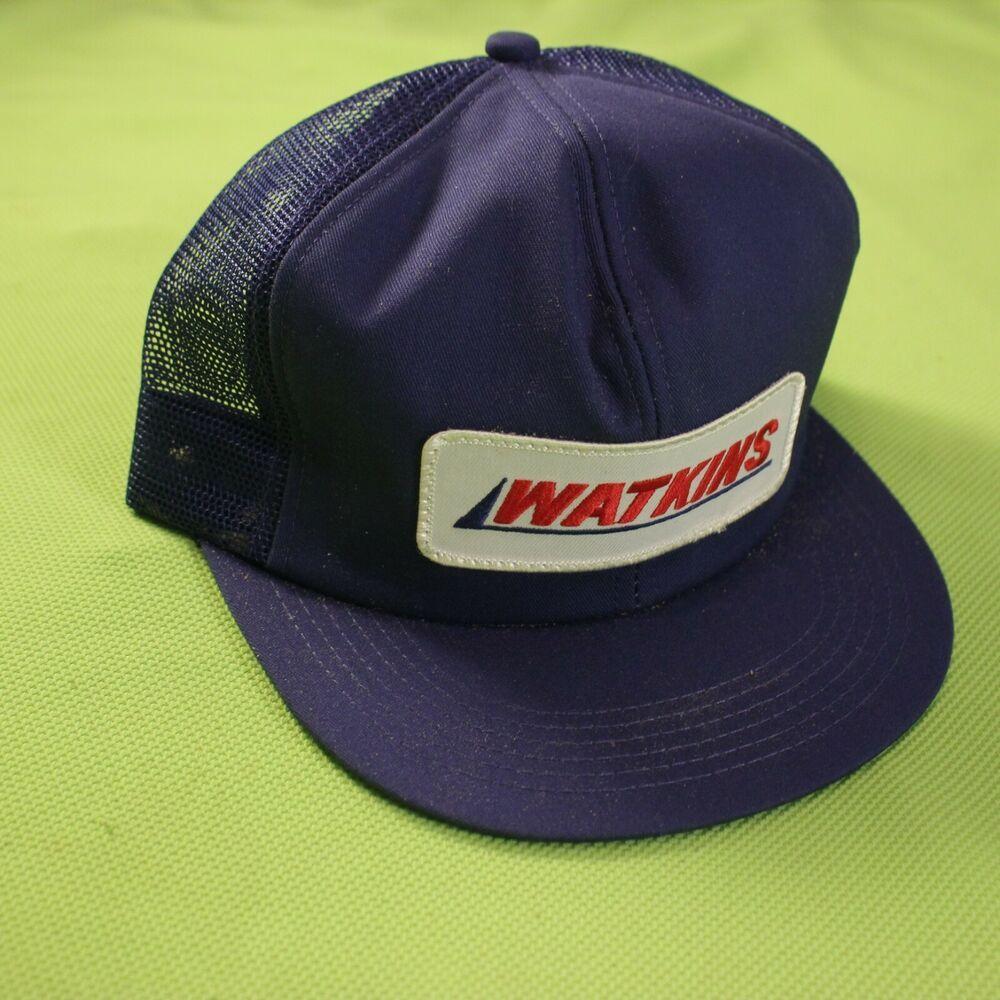 Watkins Trucking Patch