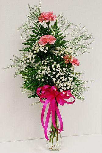 David Curtis School Of Floral Design Fresh Flowers Arrangements Bud Vases Arrangements Vase Arrangements