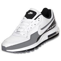 d728f51bea838 Nike Air Max LTD Men's Running Shoes | FinishLine.com | Black/White/Cool  Grey