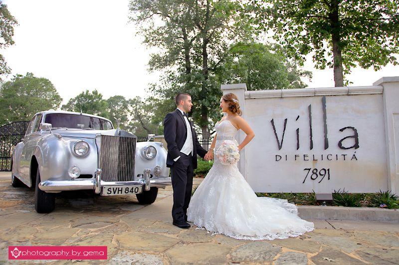 Villa Di Felicita Tyler, Texas Wedding Venue Texas