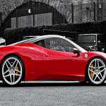 Introducing the Ferrari 458 Italia by A. Kahn Design