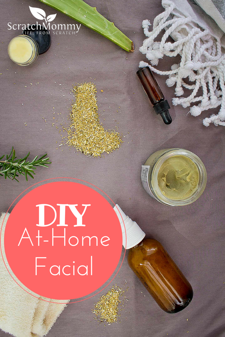"""6 Steps to a DIY At-Home Facial for when that """"me time"""" pops up!"""