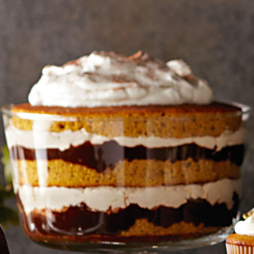 Pumpkin Chocolate Trifle Williams-Sonoma   #Best FOOD ...