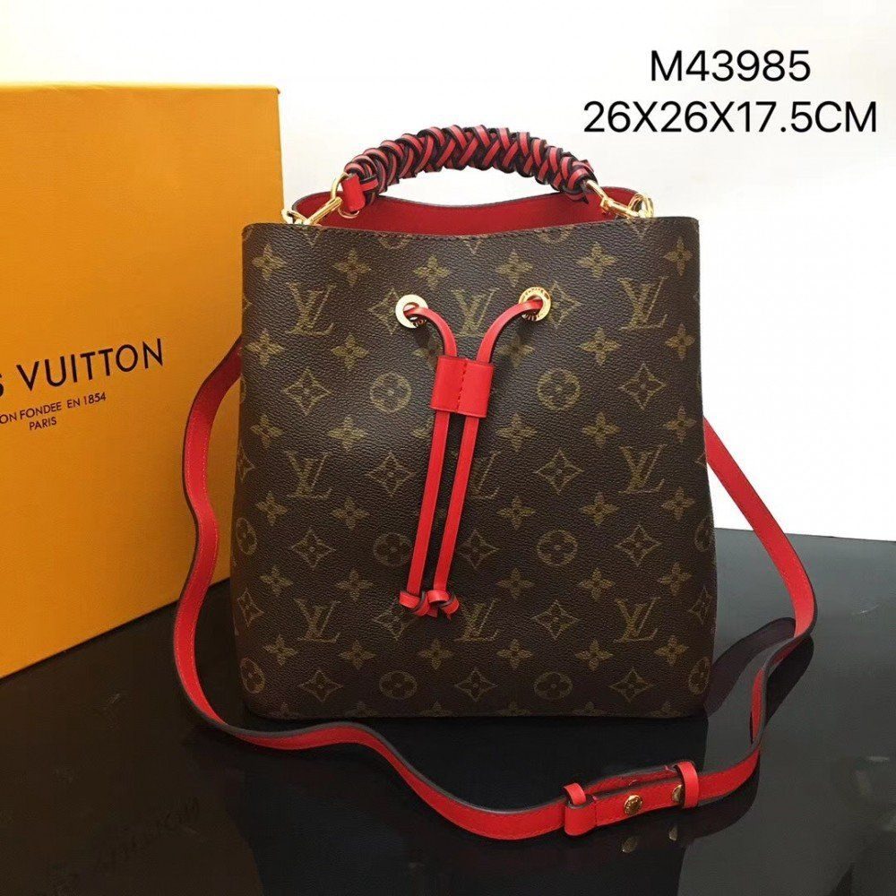 Louis Vuitton NéoNoé bucket bag M43985  14eb9fb767699