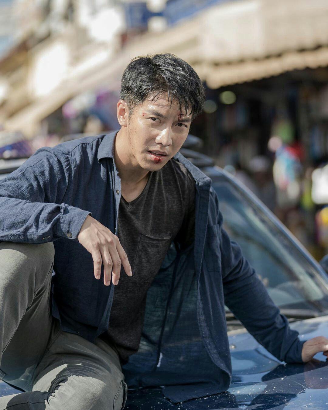 Lee Seung Gi Vagabond драманы зураг авалт   Aktor ...