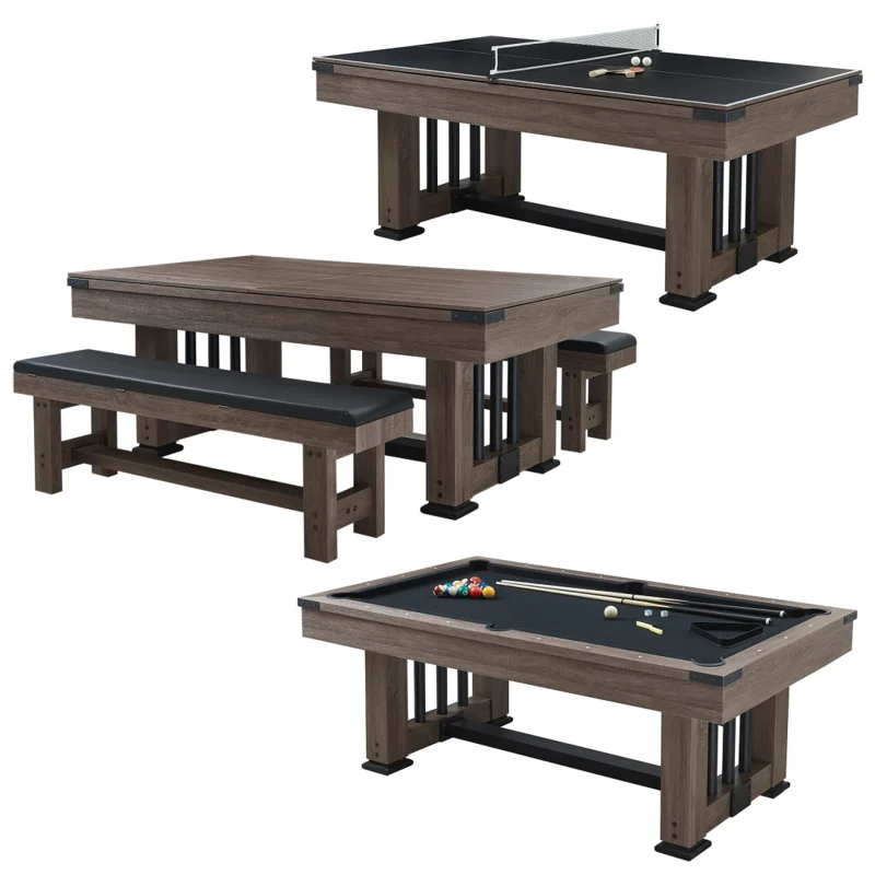 Danville 7 Pool Table Pool Table Pool Table Sizes Pool Table Dining Table