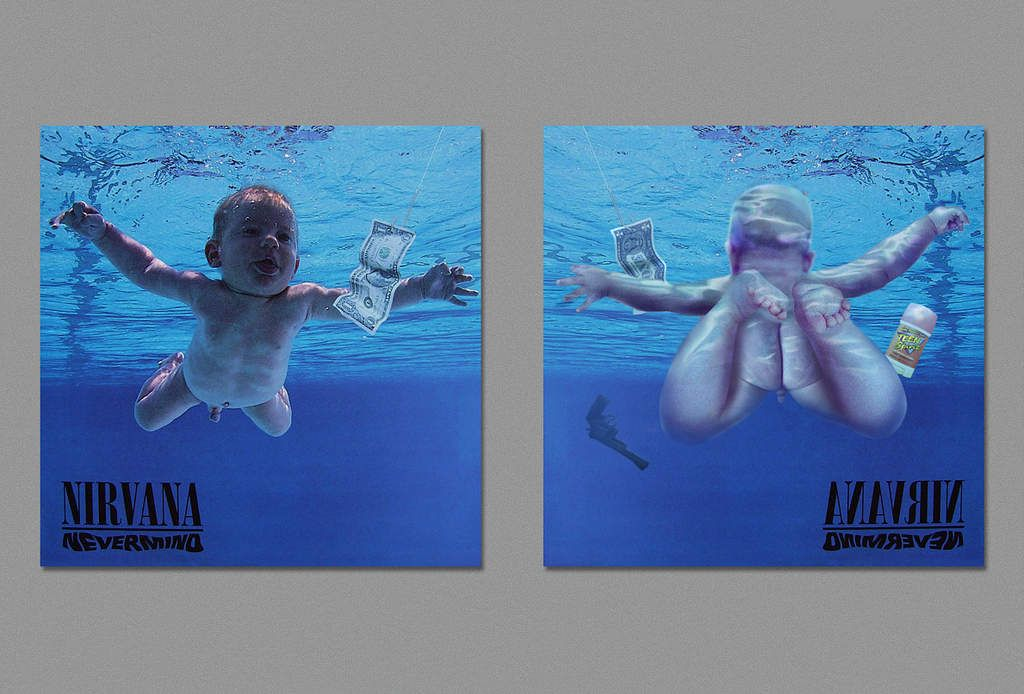 Iconic Album Covers From The Other Side