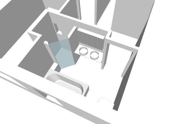 Maatvoering Miva Badkamer : Afbeeldingsresultaat voor minimale afmeting douche badkamer in