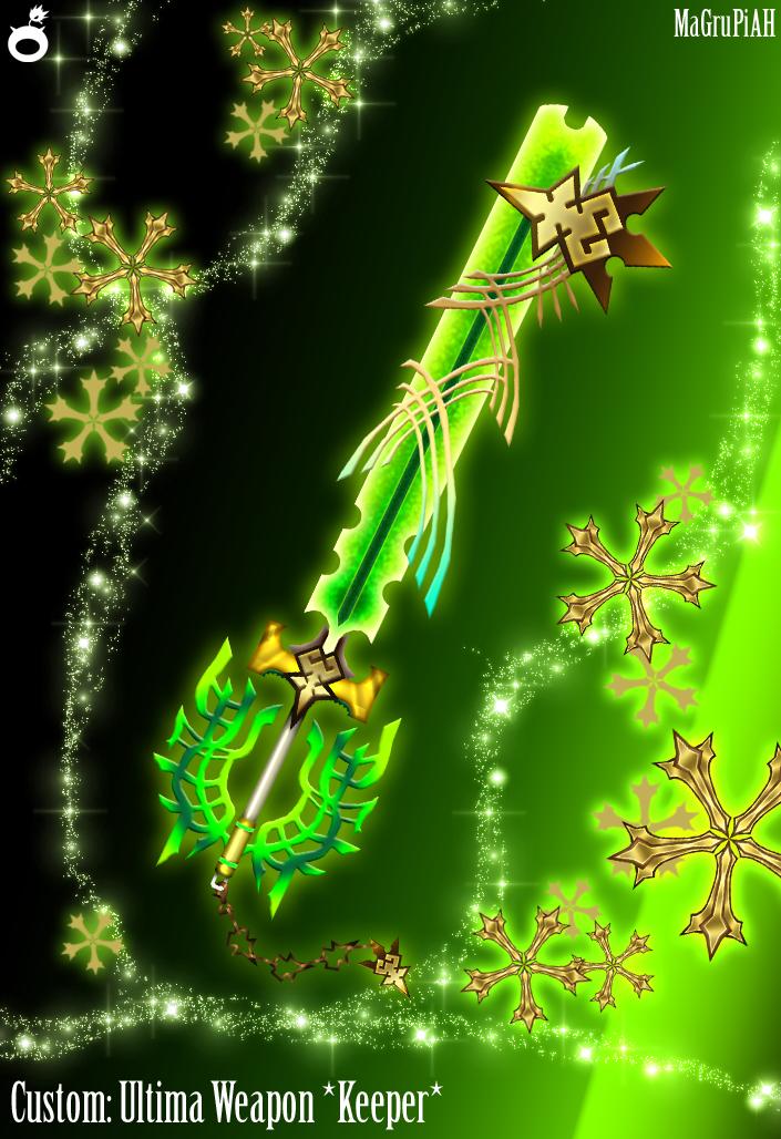 C Keyblade Keeper Ultima Weapon By Marduk Kurios On DeviantArt Kingdom Hearts Kingdom