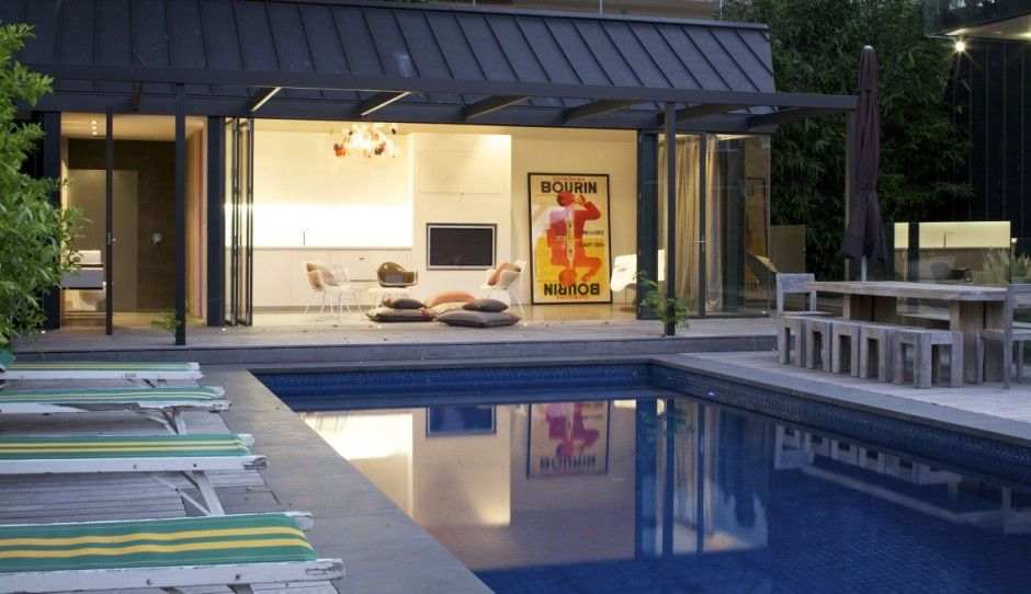 Pool House Design Maison Piscine Moderne Pool House Plan De Maison Avec Piscine