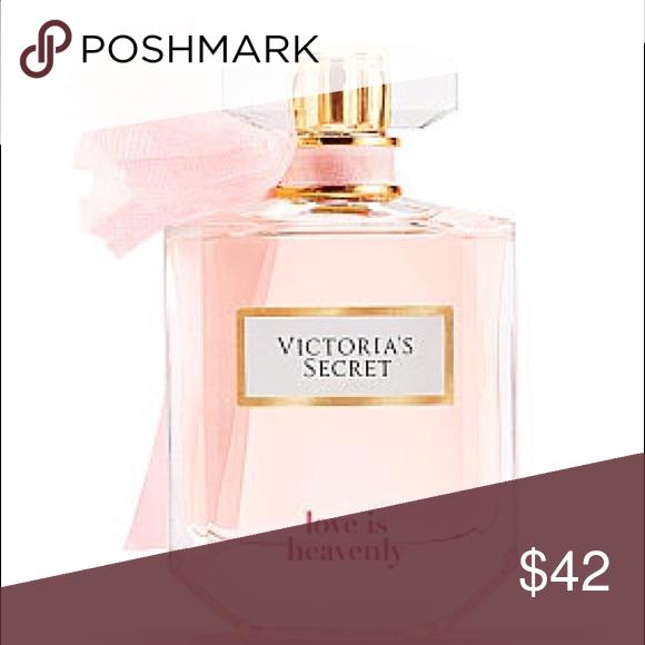 3ce7033d02 Victoria s Secret Love Is Heavenly EDP 1.7 NEW Victoria s Secret Love Is  Heavenly 1.7 oz. 100% Authentic. New In Box Victoria s Secret Other
