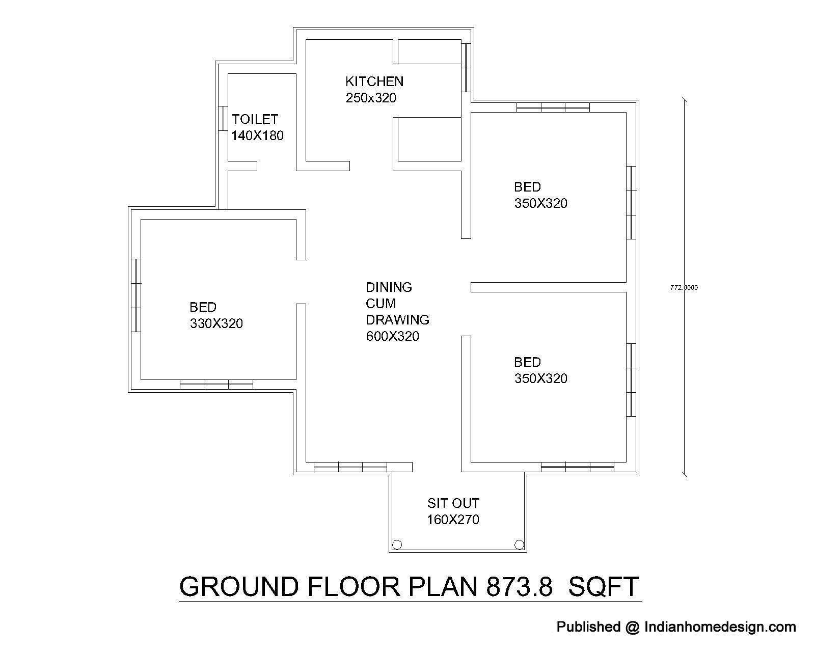 Free Floor Plans Free Floor Plan Home Design Inspiration Architecture Blog Sq Ft Free Simple House Plans Simple Floor Plans Home Design Plans