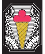 The Frieze:  local ice cream shop :)  Plantation, FL