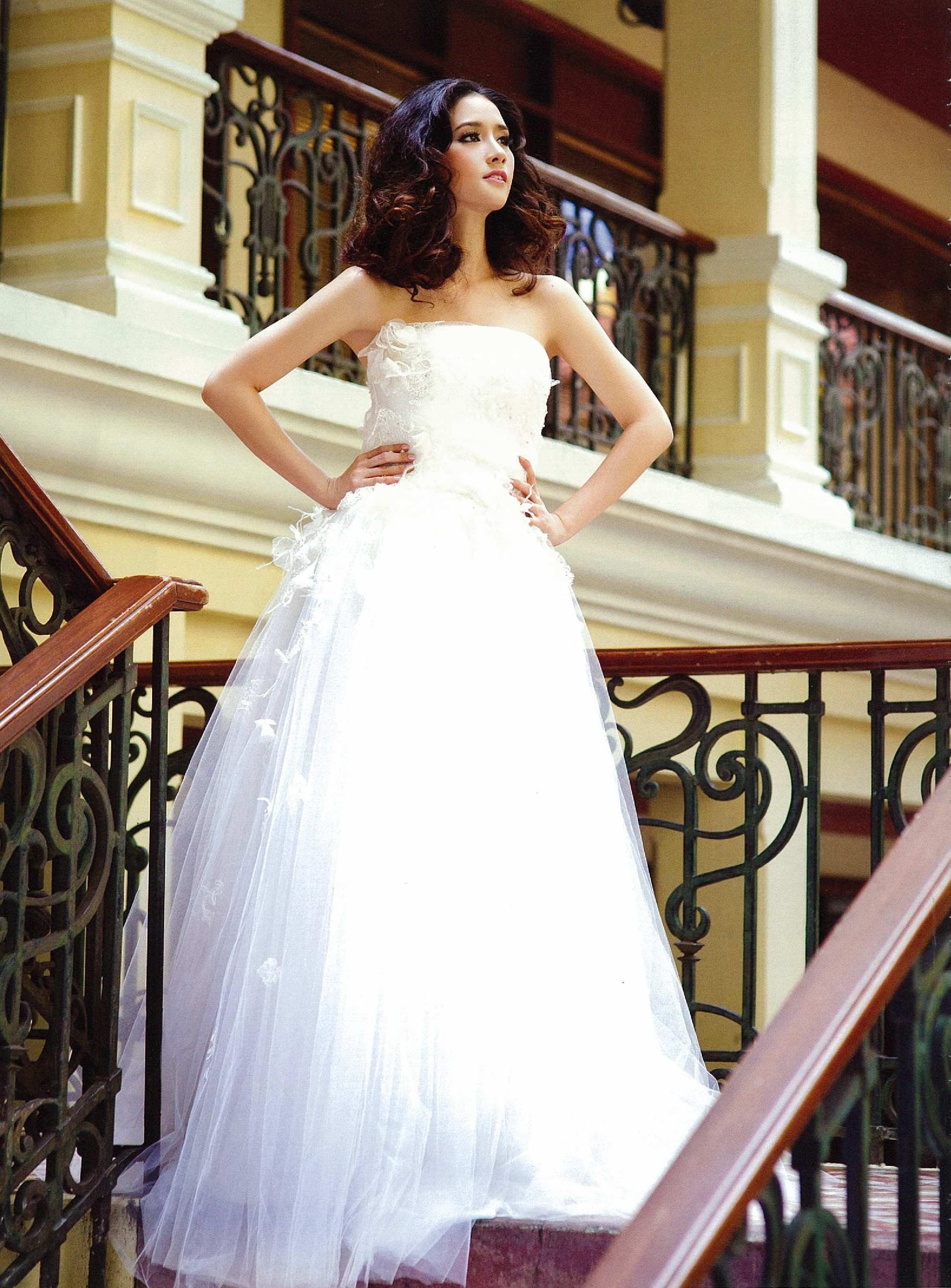 Bring Bride Back To 1896 Fashion Shoot Oct 2017 For Wedding Creation Magazine The Sukosol With Khun Mo Amena Pinit Thai Model Actress