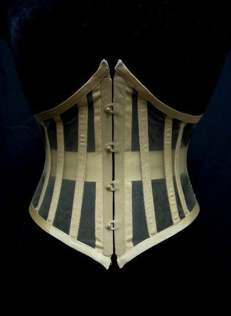 Period Corsets: Wig Lace to Corset: Find out how Period Corsets® coerced this delicate fabric into a corset for the Victoria's Secret Fashio...