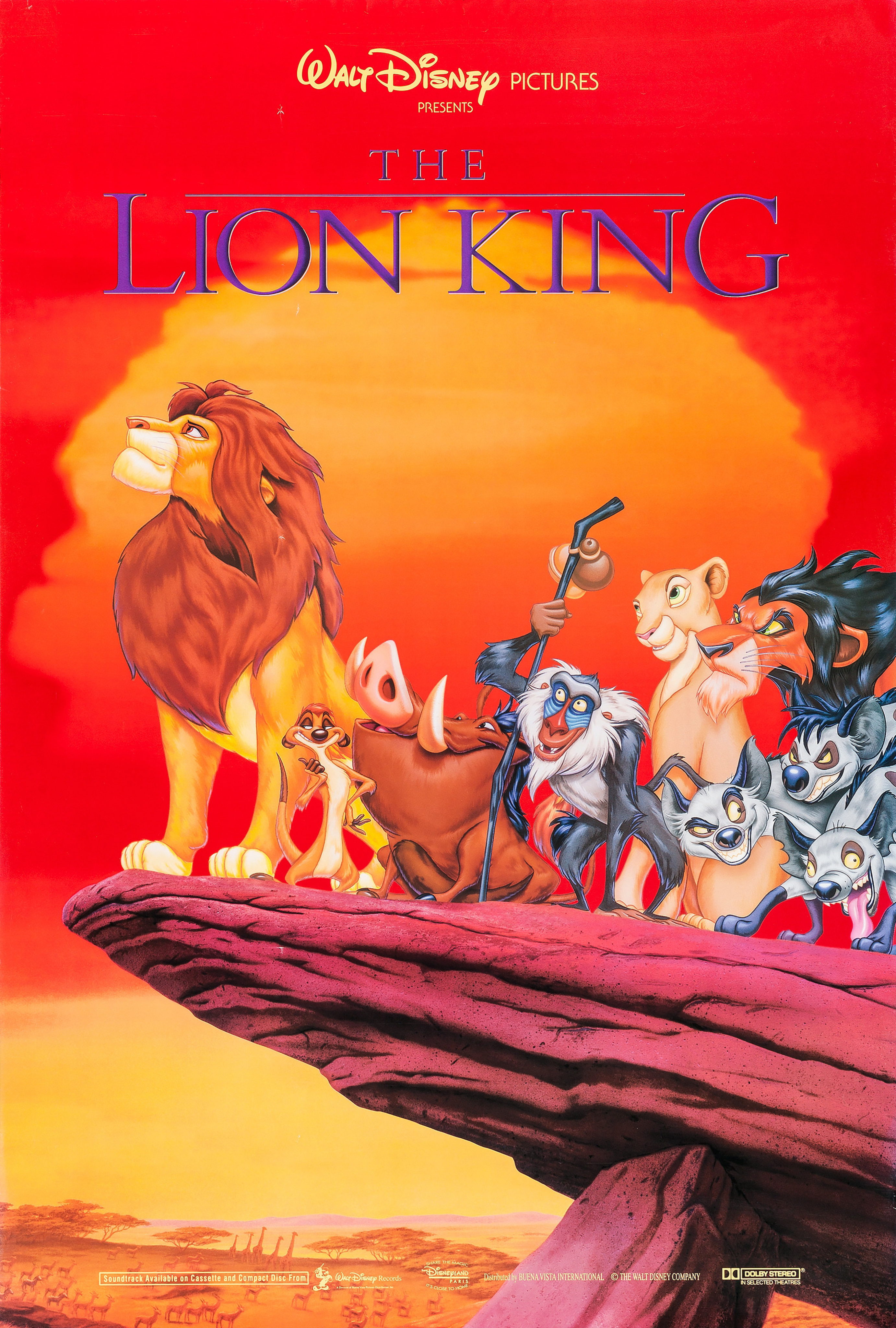 The Lion King 1994 2764 4096 Lion King Movie Lion King Poster The Lion King 1994
