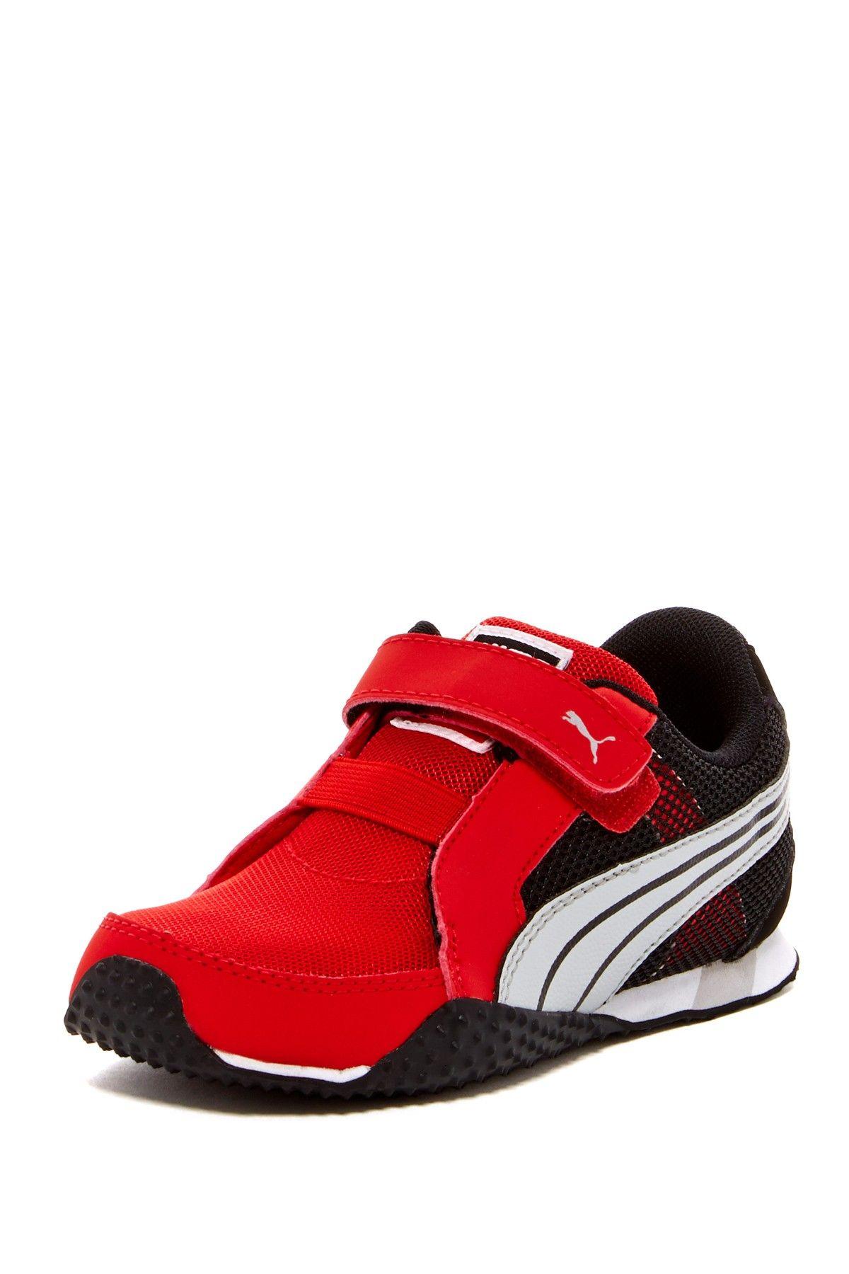 Geox Kids Fighter 27 Light-Up Sneaker Toddler//Little Kid//Big Kid