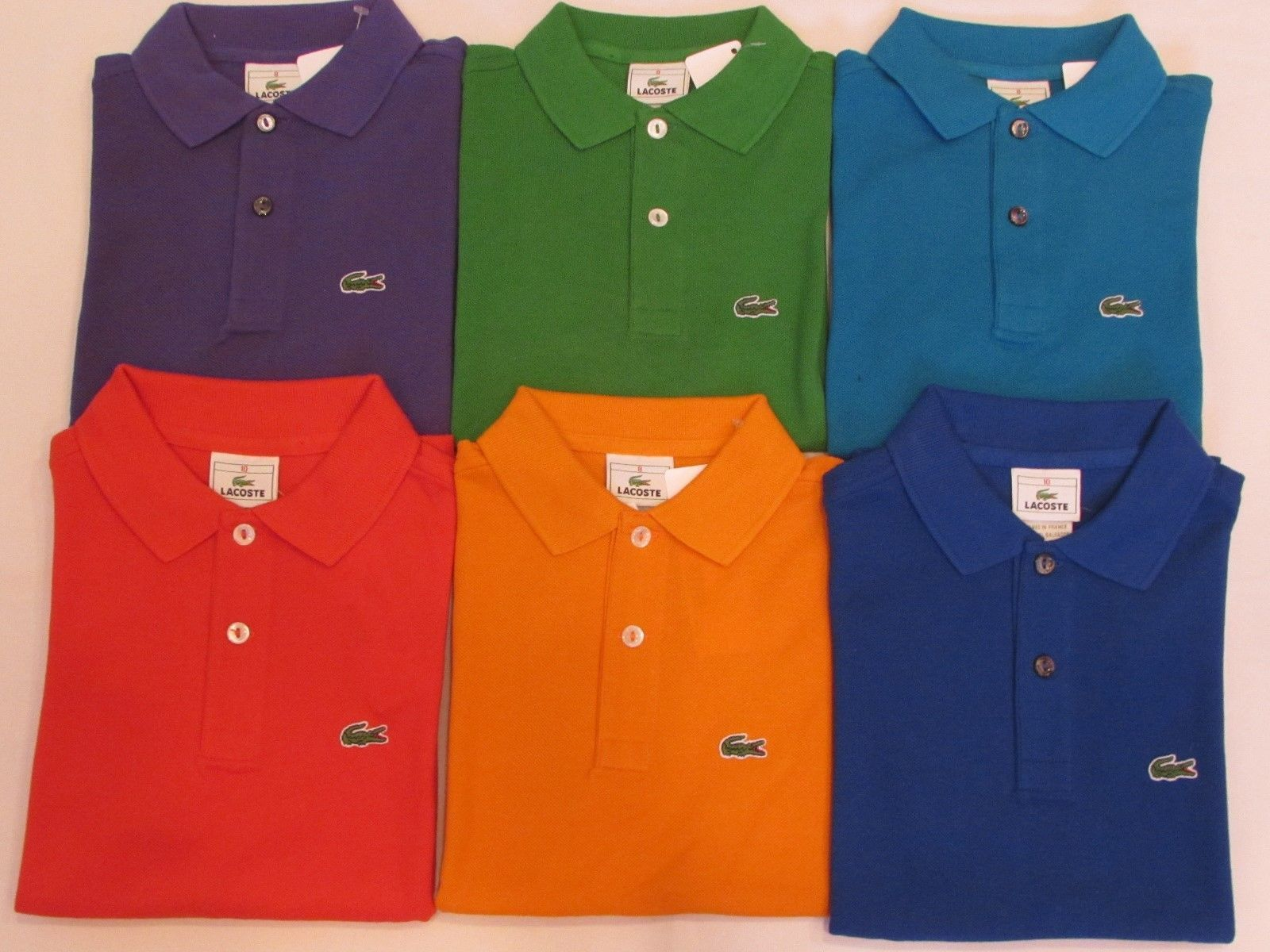 buy lacoste shirts