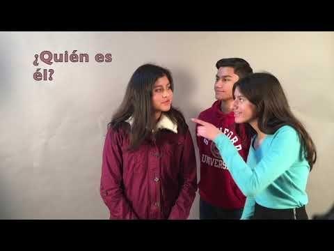 Pin by margaret weinzapfel on spanish interogativos pinterest los saludos y despedidas spanish video m4hsunfo