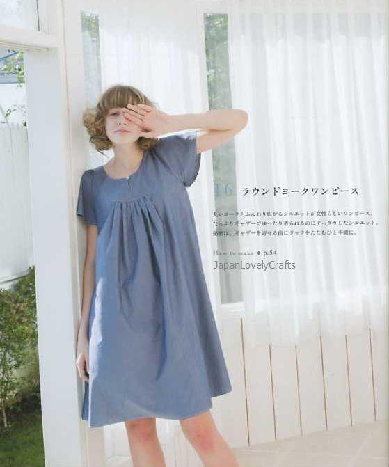 Sewing Recipe by Noriko Sakaue Japanese by JapanLovelyCrafts | lady ...