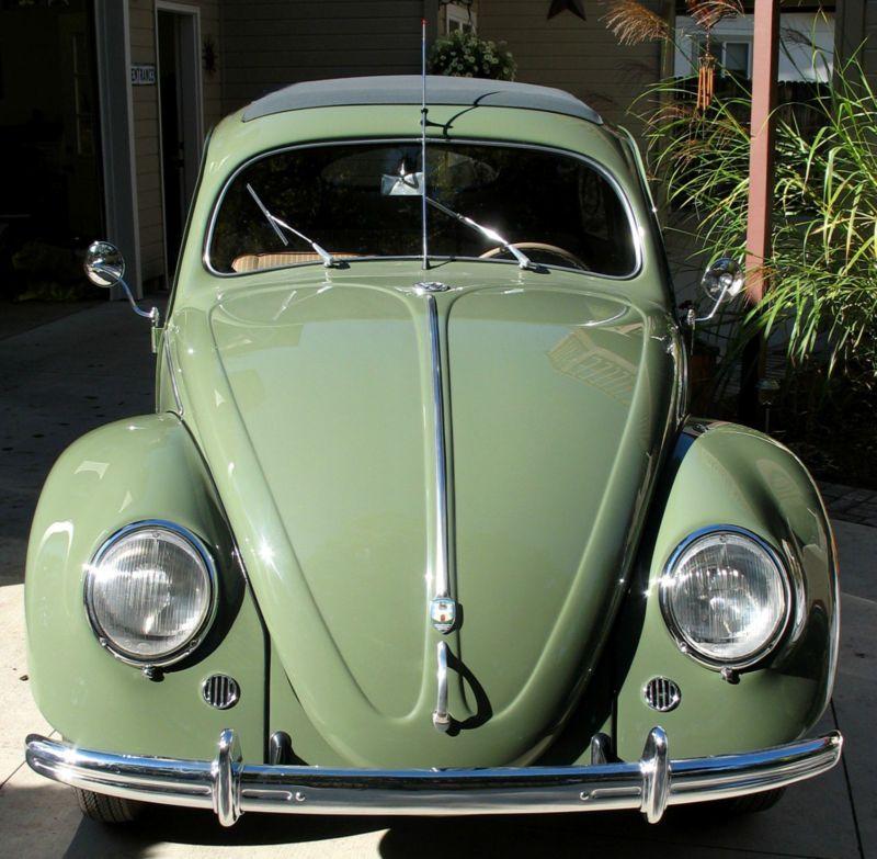 1952 Volkswagen : Beetle - Classic coupe in Volkswagen | eBay ...