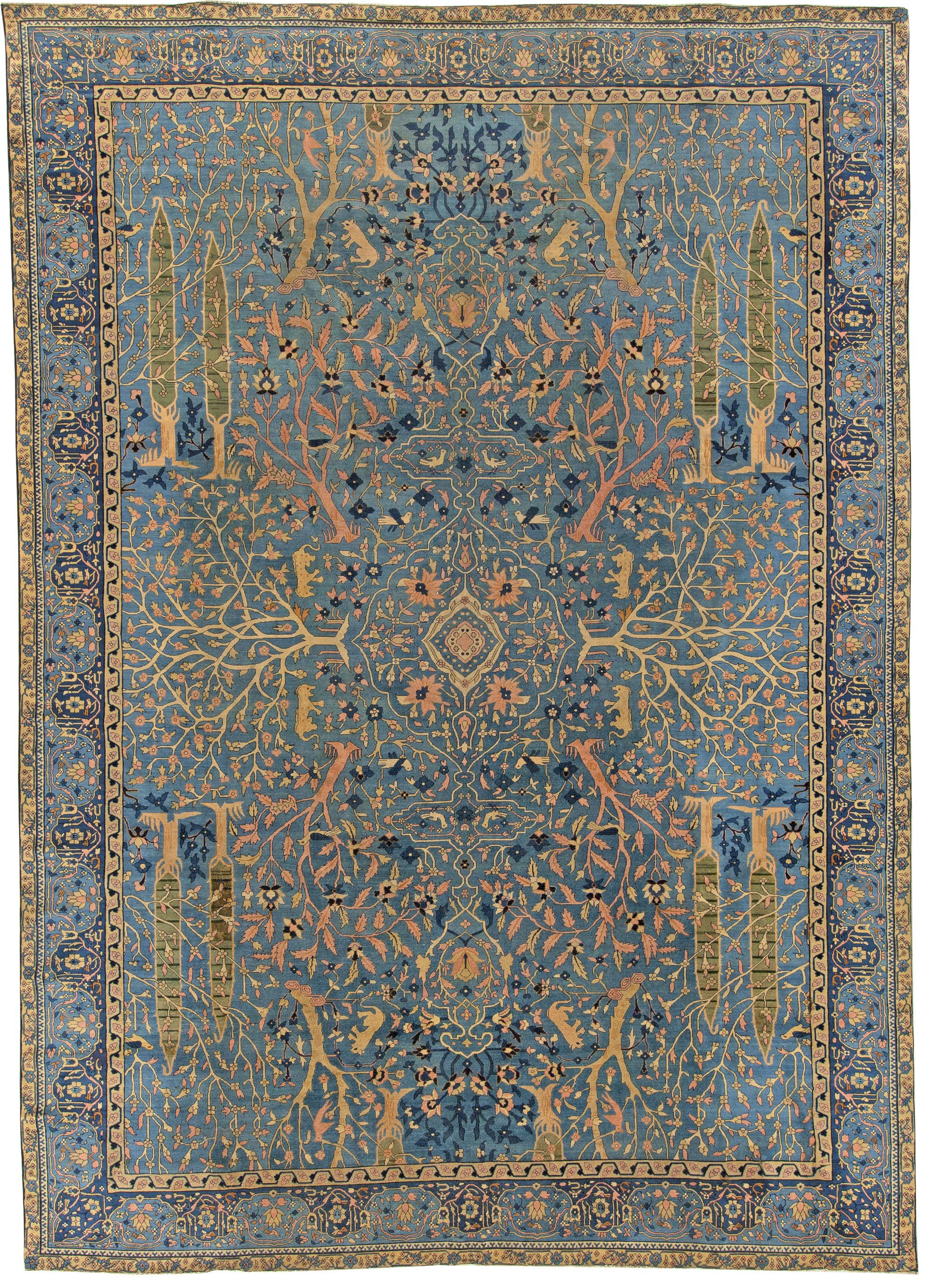 Antique Indian Rug With Images