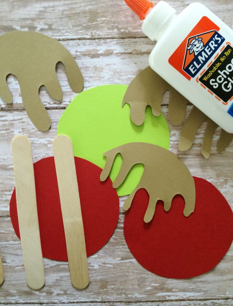 Need A Fun Fall Craft To Do With The Kids This Popsicle Crafts For
