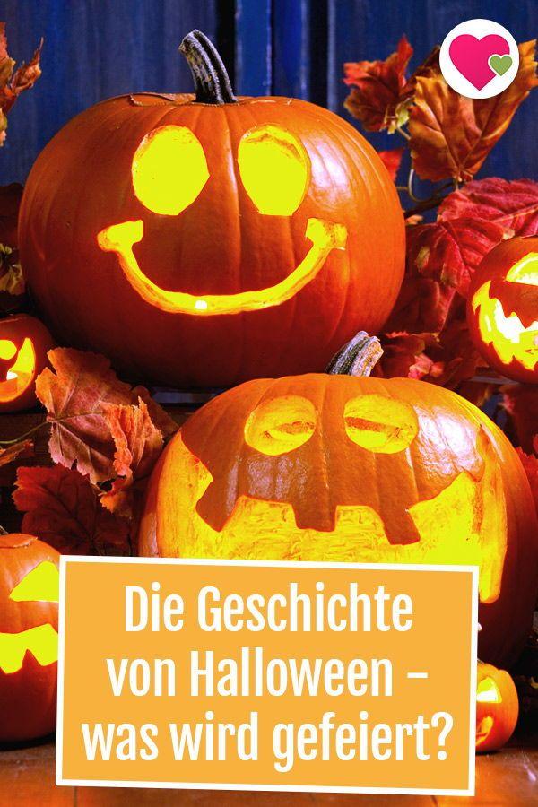 Die Geschichte Von Halloween