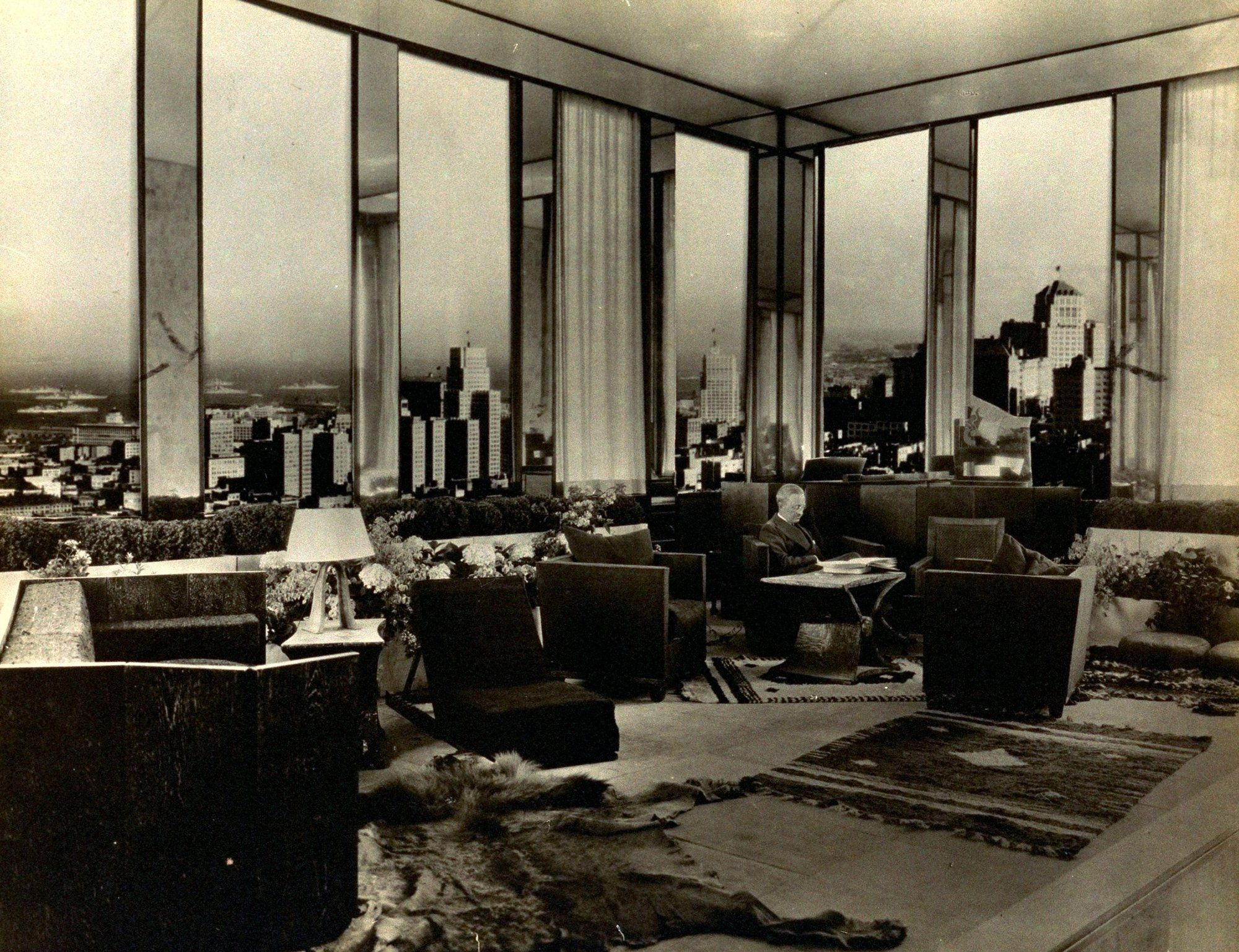 7 legendary interior designers everyone should know san for Inside french movie