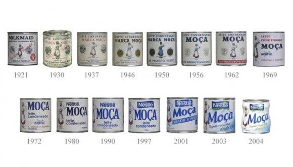 embalagens antigas leite moça 1990 - Google Search
