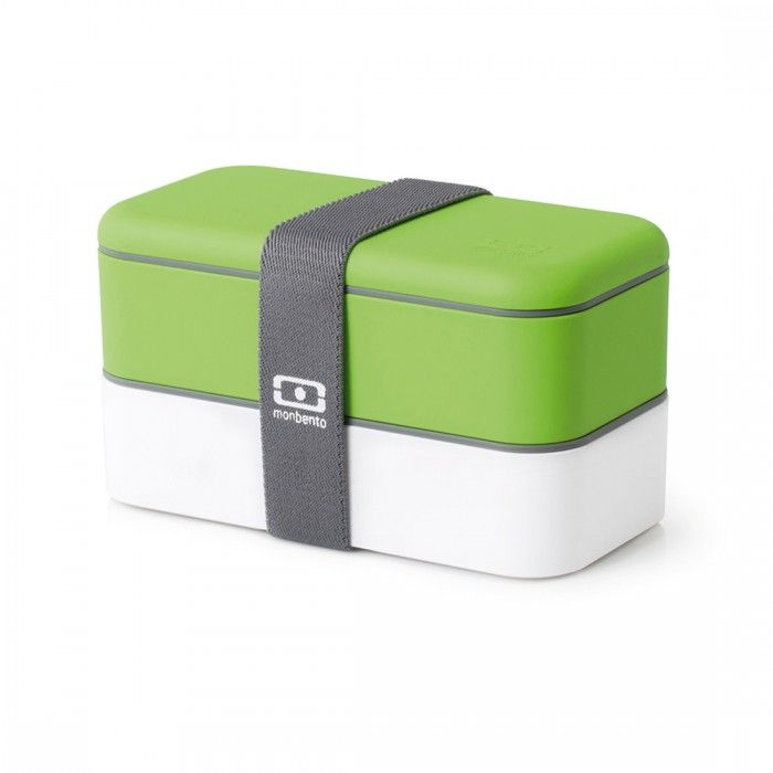 One size Monbento Unisexs MB Original Bento Box Lilas