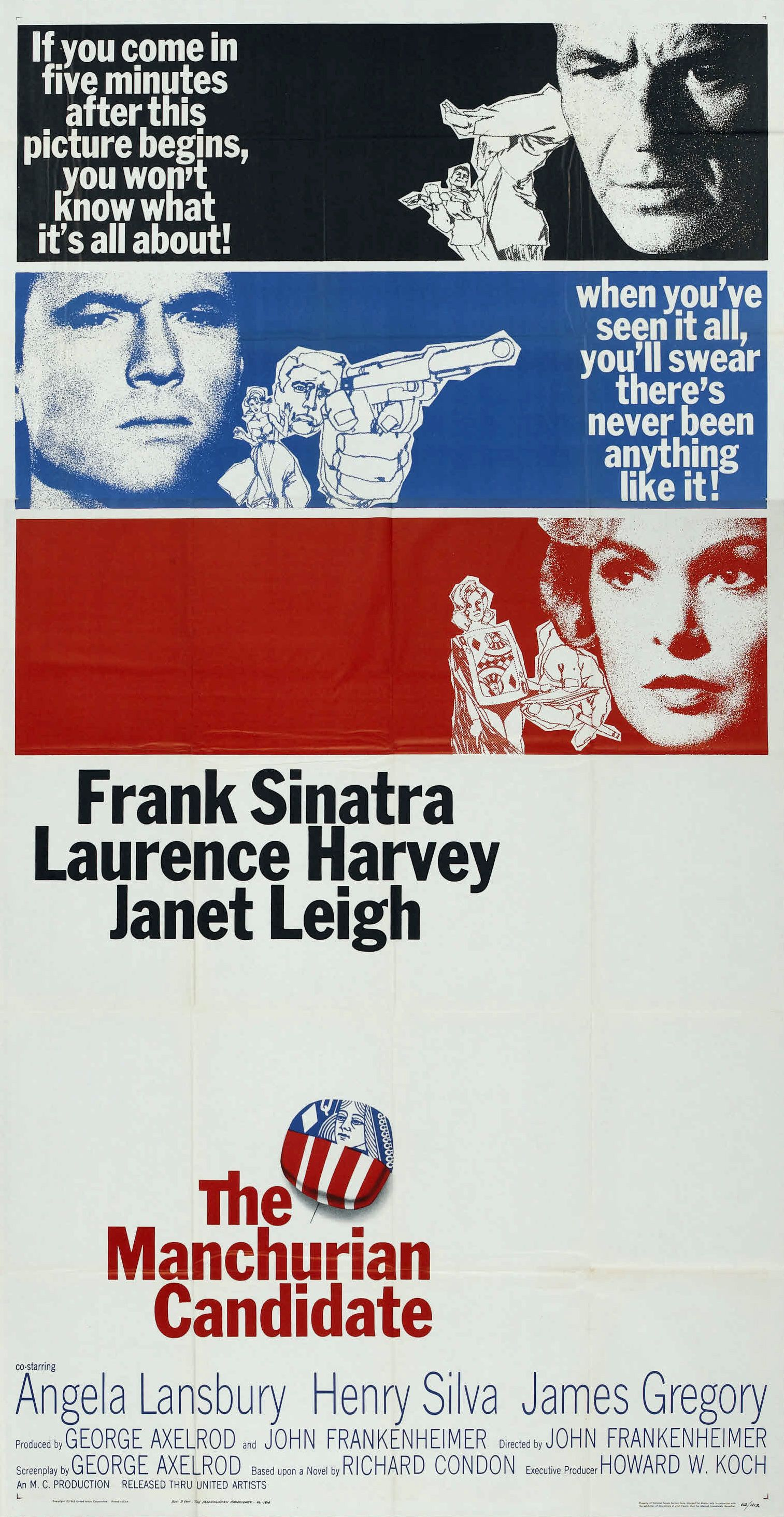 The manchurian candidate full movie Archives | KatmovieHD