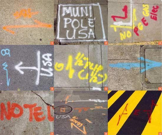 Urban Markup Language Markup Language Street Graffiti Urban
